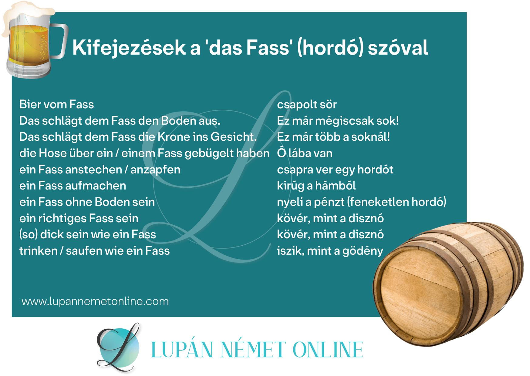 Fass 1