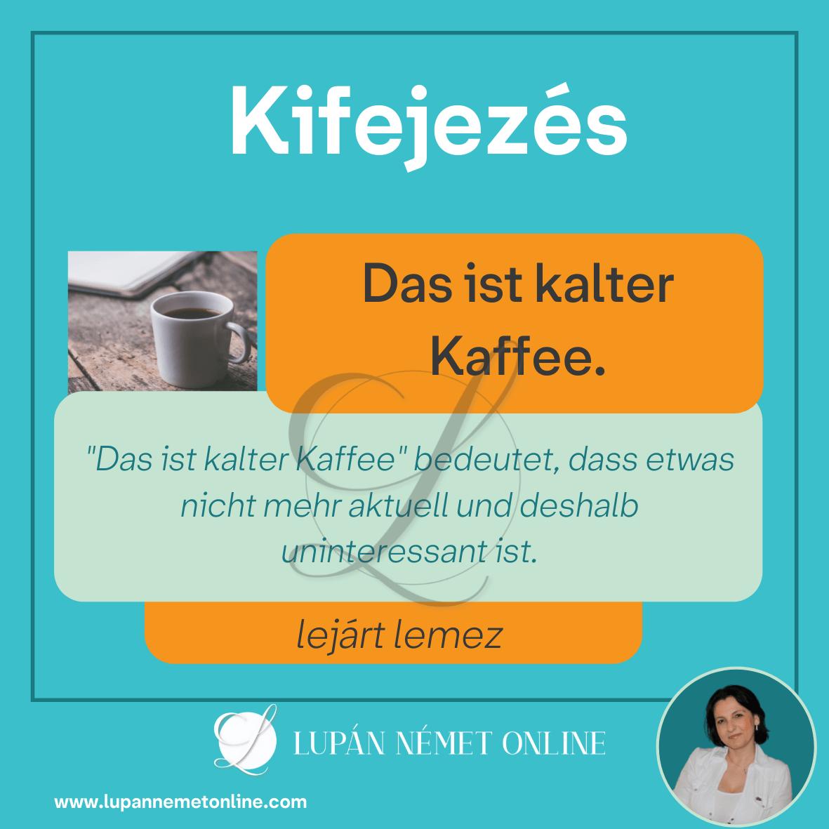 Kifejezés_kalter-Kaffee