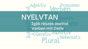 nyelvtan verben mit dativ (1)