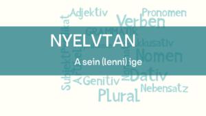 nyelvtan sein lenni 1