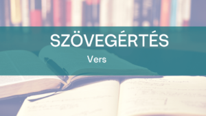 szovegertes vers 1