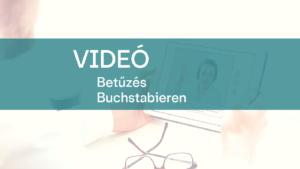 video Buchstabieren betuzes 1