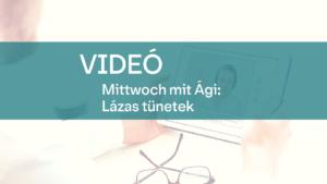 video Mittwoch mit Agi laz 1