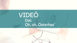 video Oh oh Osterhas 1