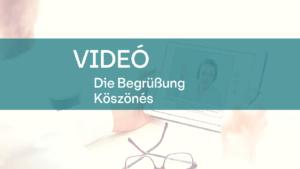 video begrussung koszones 1