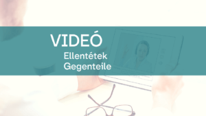 video ellentetek gegenteile 1