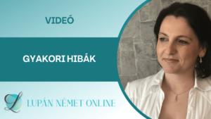 video_gyakori hibák