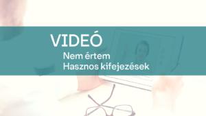 video nem ertem 1